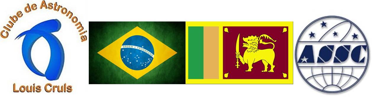 Brazil-Sri Lanka Astronomy Hangout